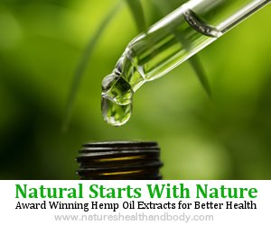 natures health and body tincture